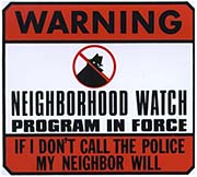 Chevy Chase Neighborhood Watch
