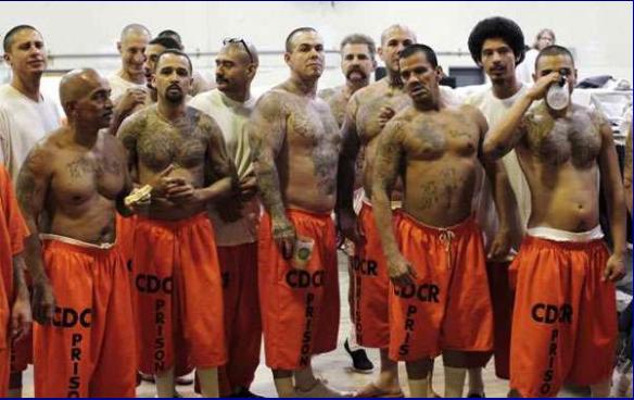 CA prisioners