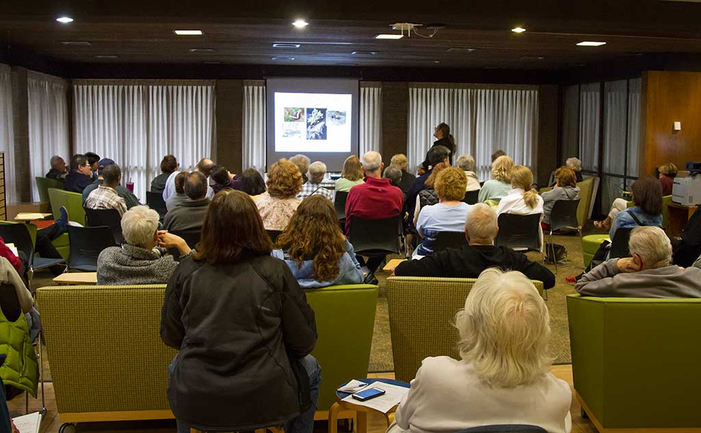 Chevy Chase Library Theodore Payne lecture