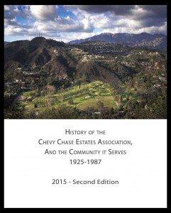 Chevy Chase Estates History Booklet
