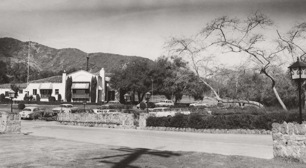 Chevy Chase Country Club c1955