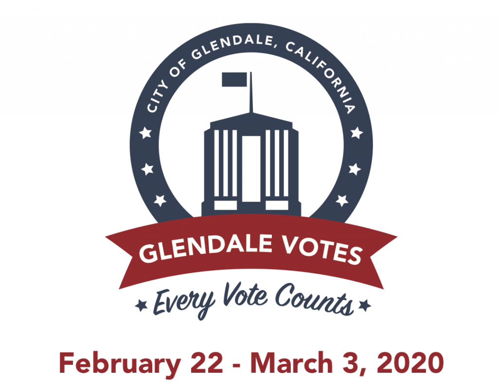 glendale votes logo