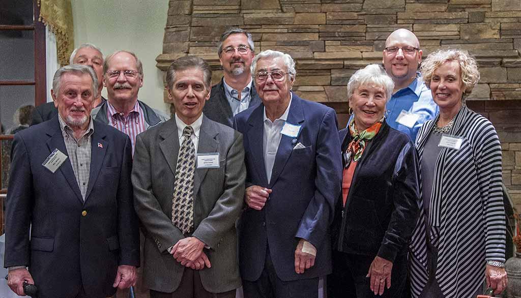 Glendale California Chevy Chase Estates Association Directors c 2010