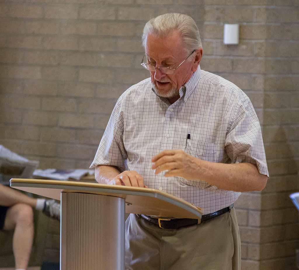 Glendale California Chevy Chase Estates Association Director Bill Nichol