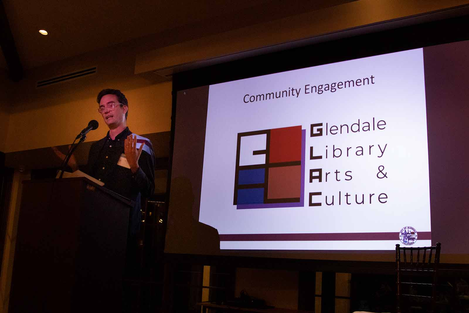 Glendale Library Community Engagement
